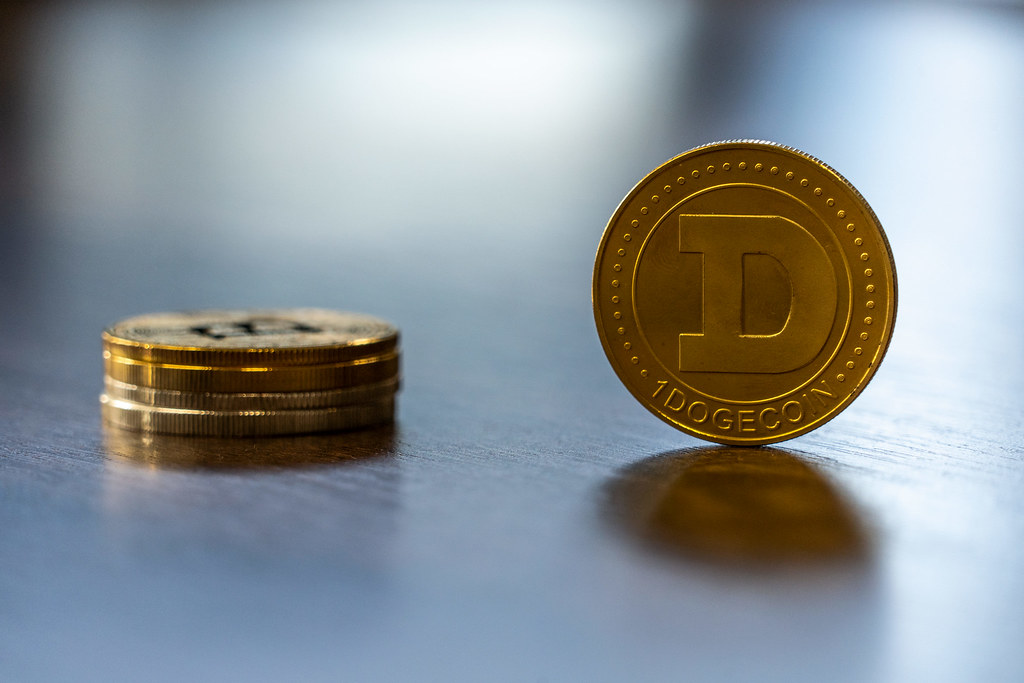 Dogecoin to cad